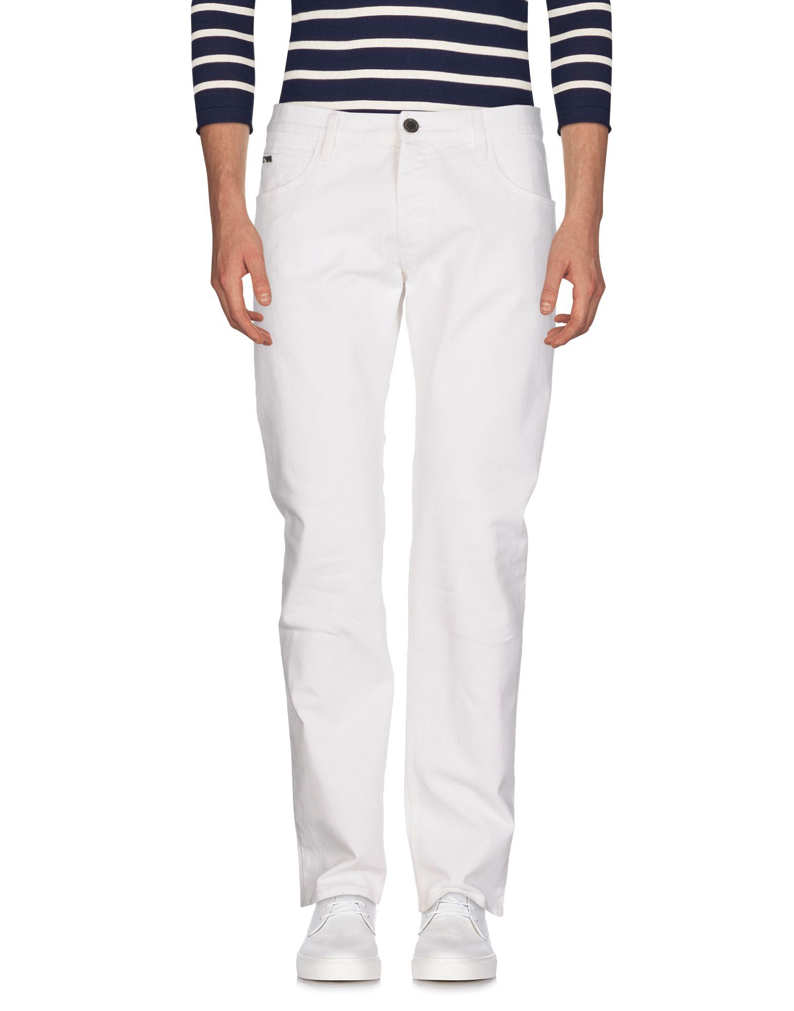 EMPORIO ARMANI Джинсовые брюки dismero джинсовые брюки