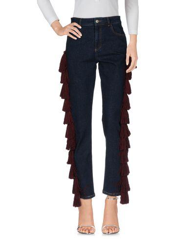 AU JOUR LE JOUR Pantalon en jean femme