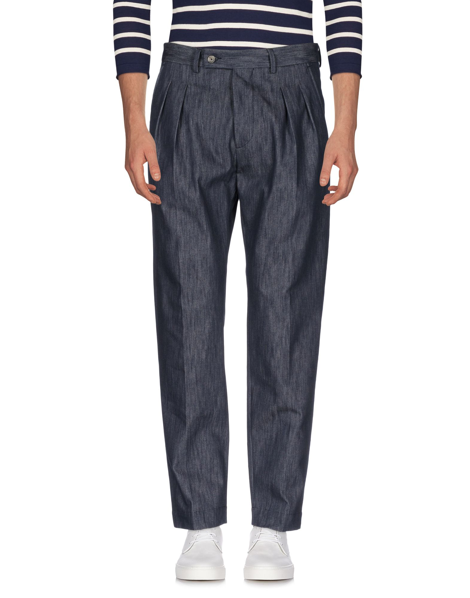 MONTECORE Джинсовые брюки montecore повседневные брюки