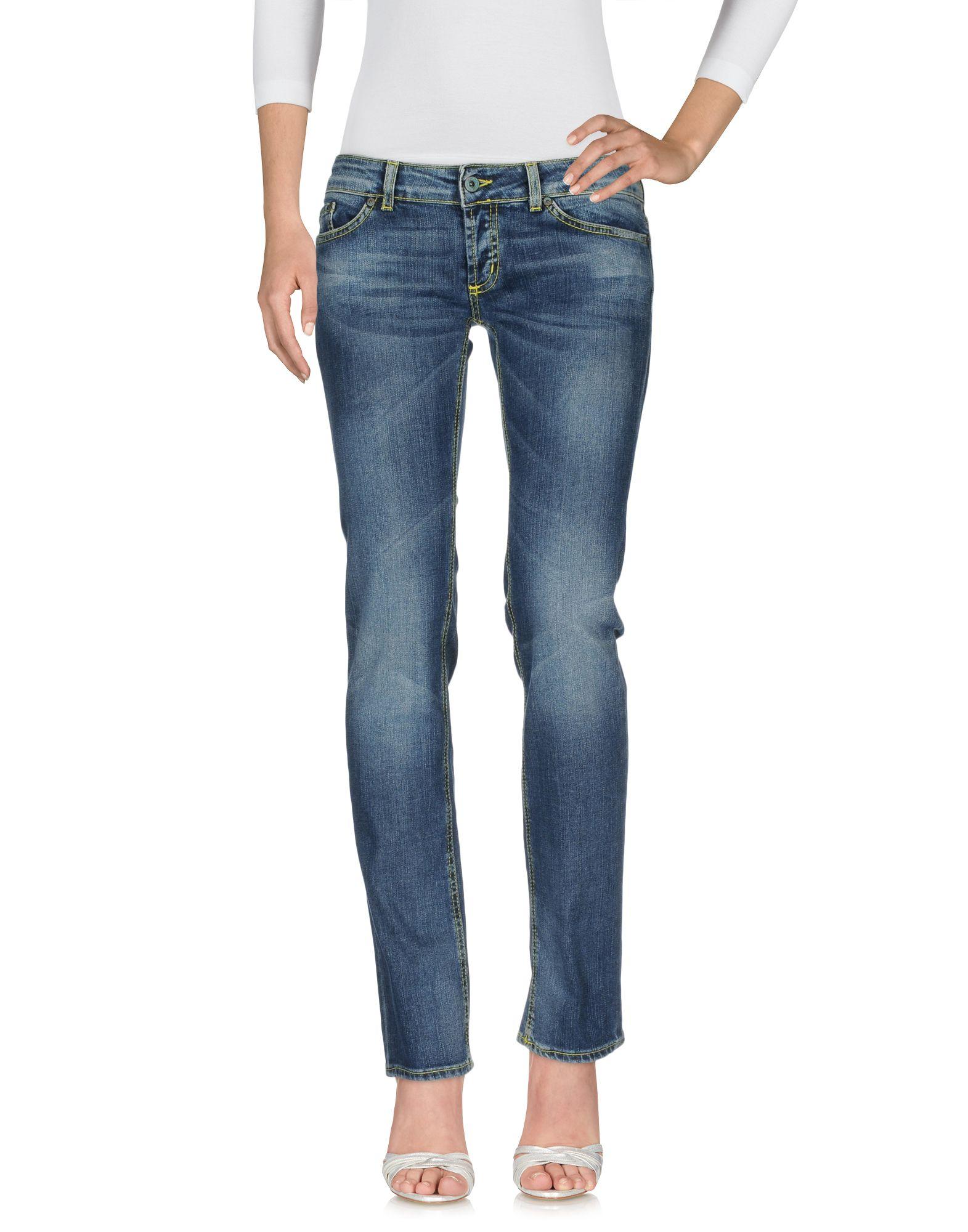 DONDUP STANDART Джинсовые брюки dismero джинсовые брюки