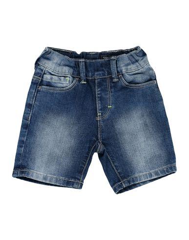ASTON MARTIN Bermuda en jean enfant