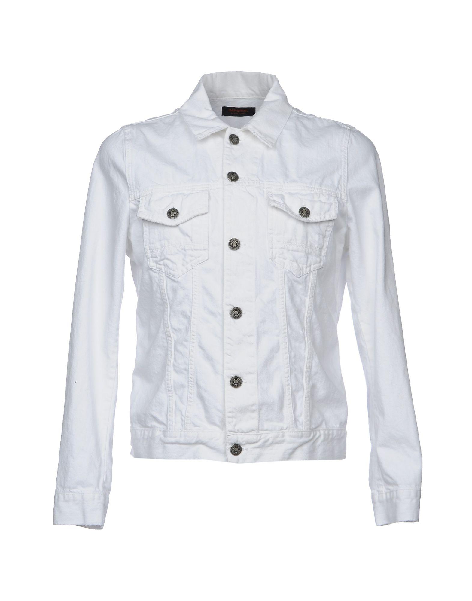 IMPERIAL Джинсовая верхняя одежда wood wood джинсовая верхняя одежда