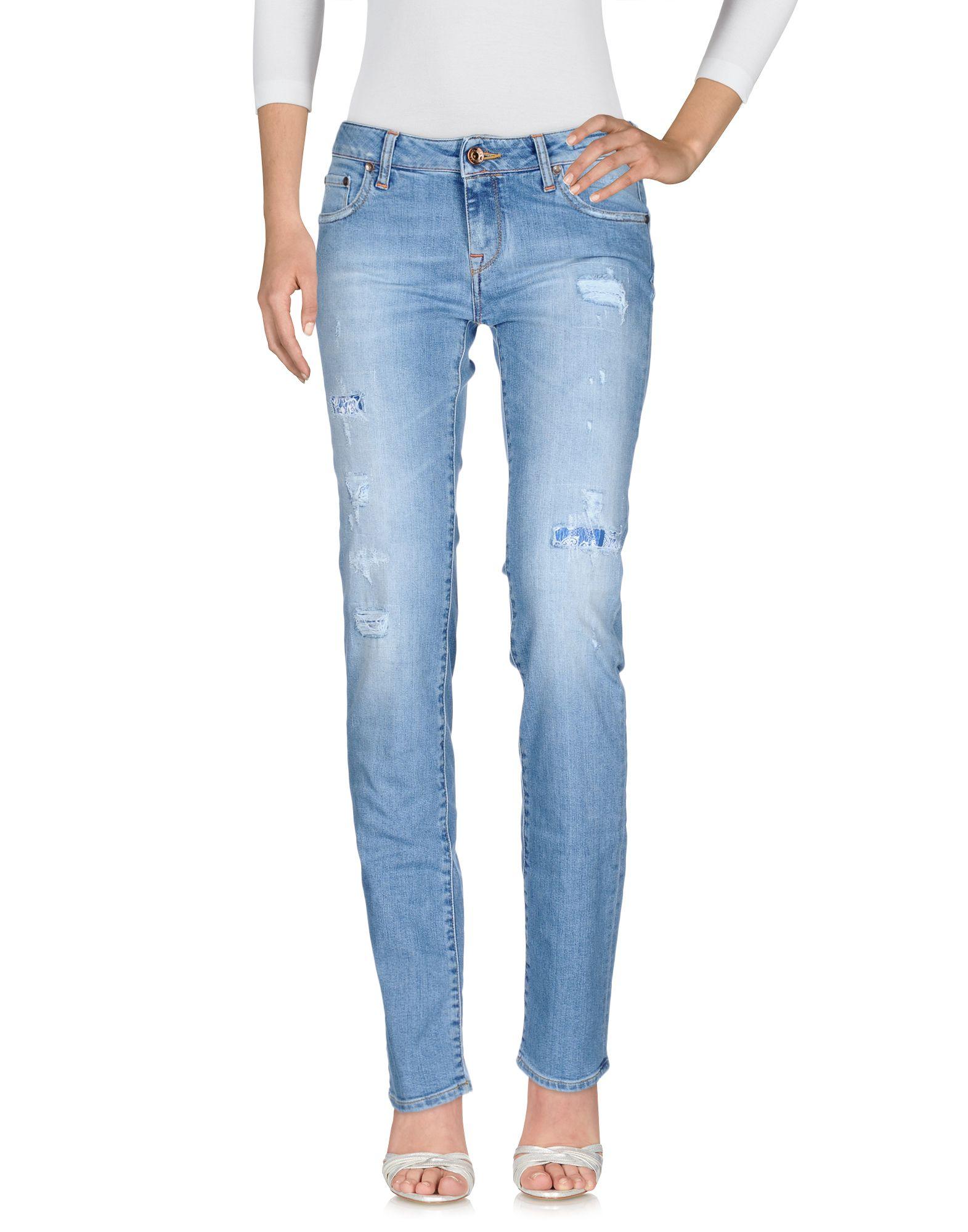 JACOB COHЁN PREMIUM Джинсовые брюки женские брюки лэйт светлый размер 56