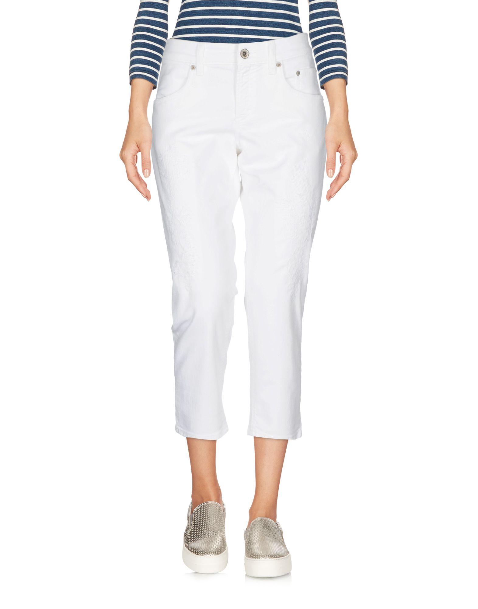 SIVIGLIA DENIM Джинсовые брюки-капри siviglia denim джинсовые брюки