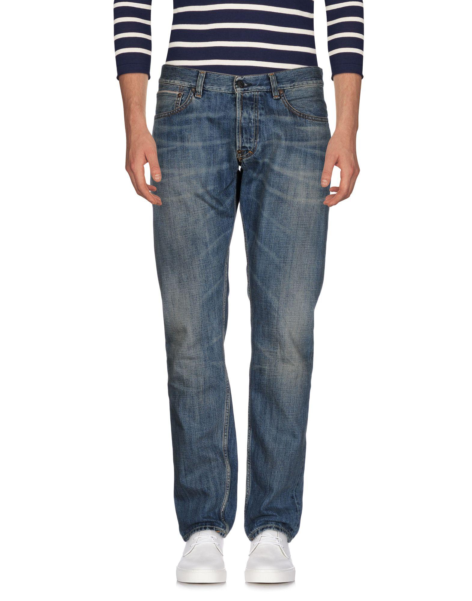 GILDED AGE Джинсовые брюки