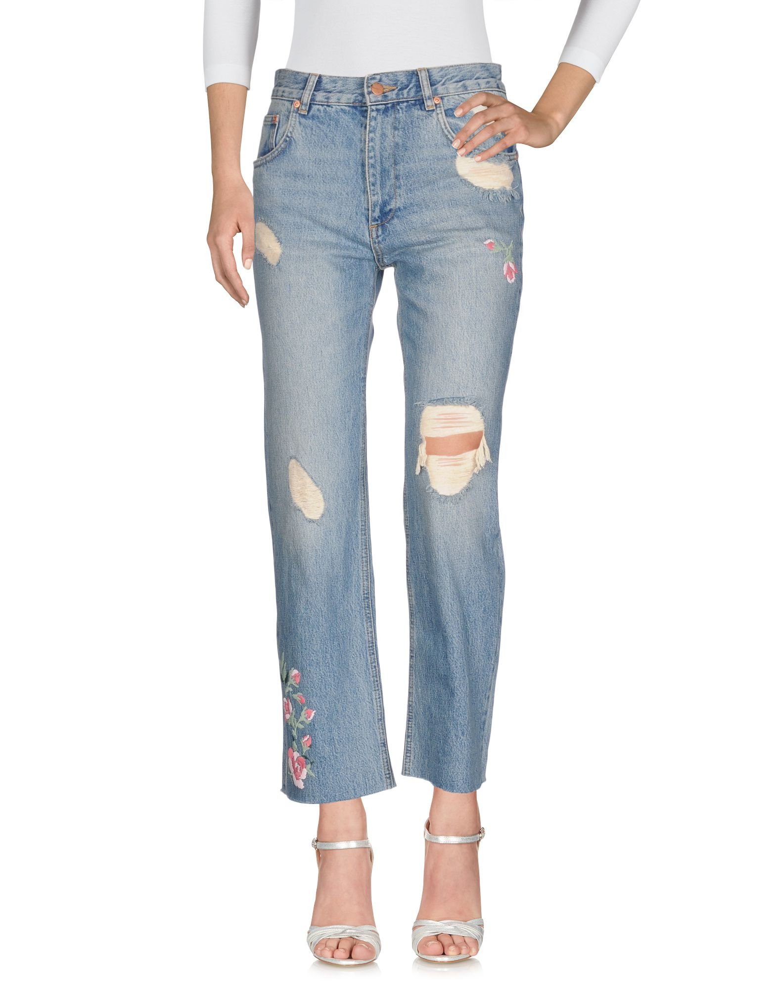 Anine Bing  Denim pants