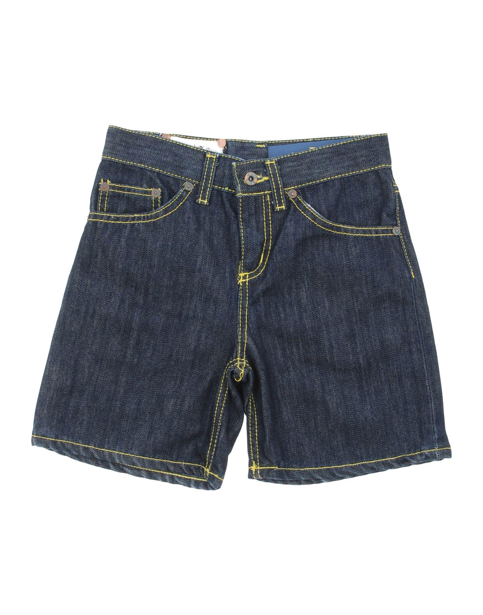 DONDUP STANDART Denim shorts