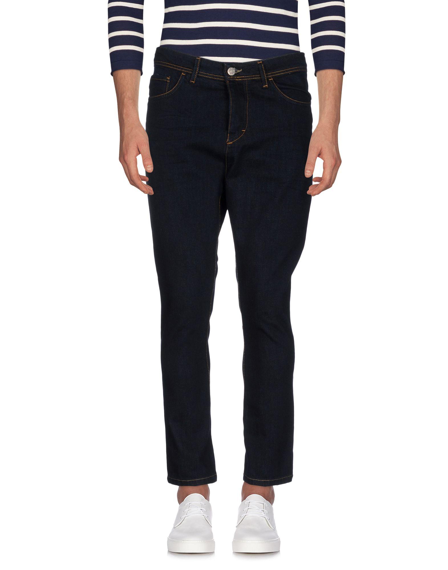JOB Mc KEY Джинсовые брюки hatchet job