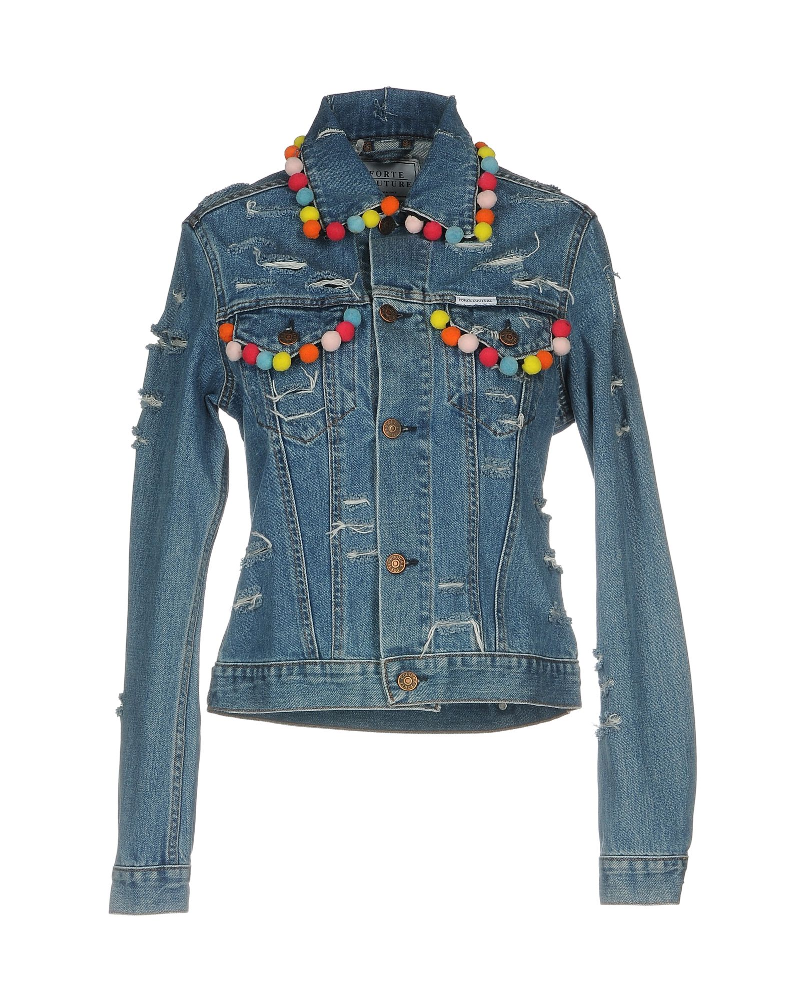 Forte Couture Denim jacket