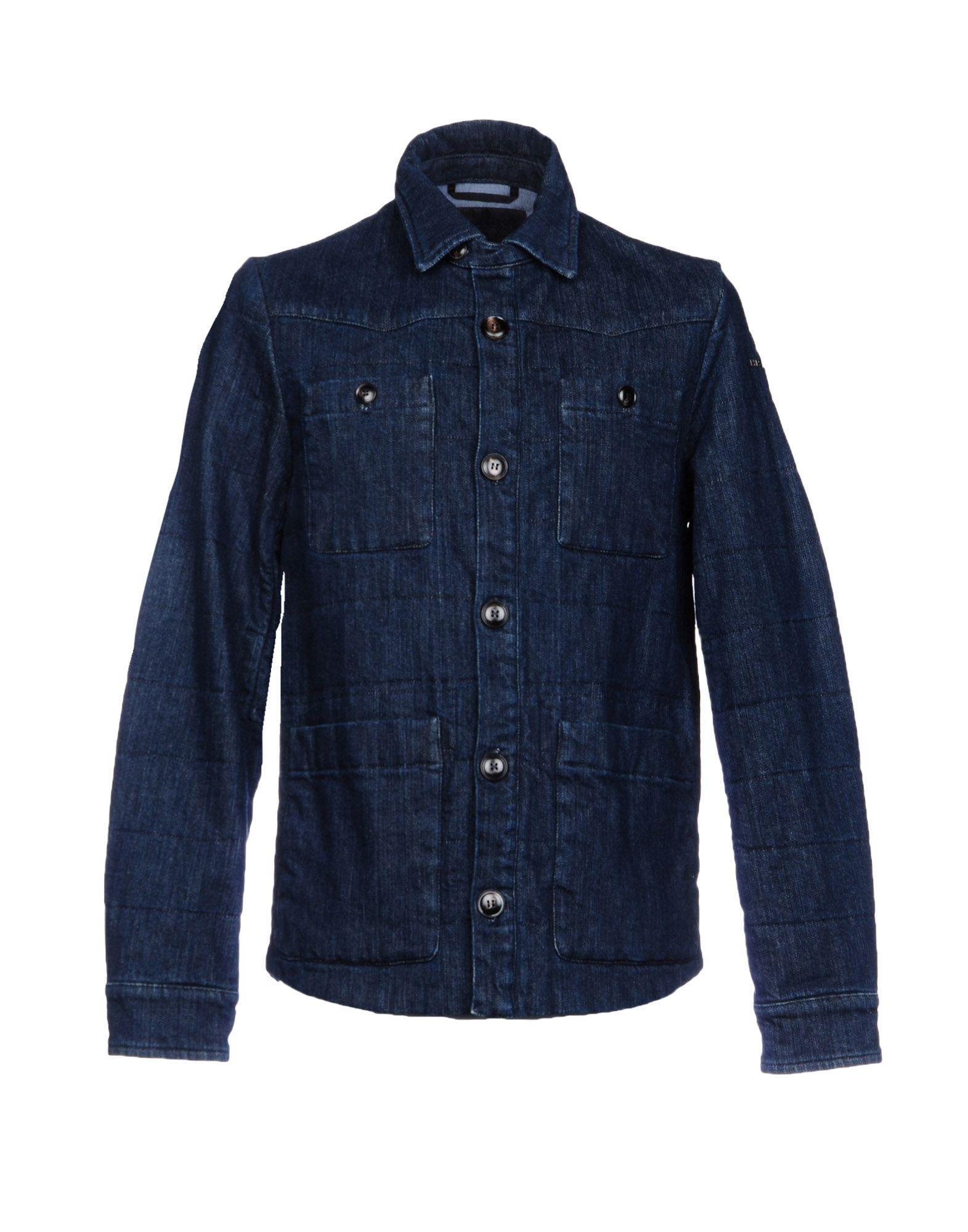 HISTORIC Джинсовая верхняя одежда folk джинсовая верхняя одежда
