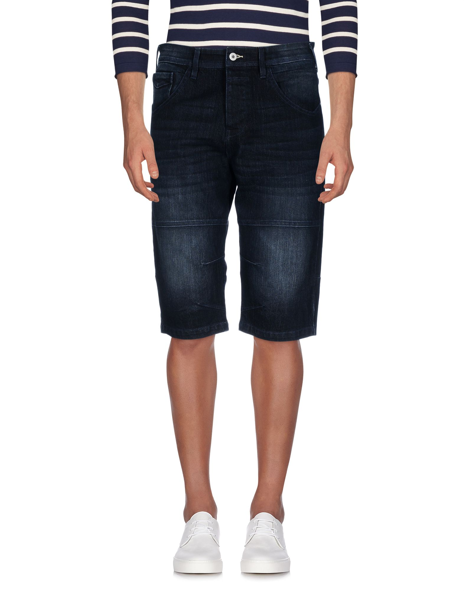 !SOLID Джинсовые брюки-капри цена 2017