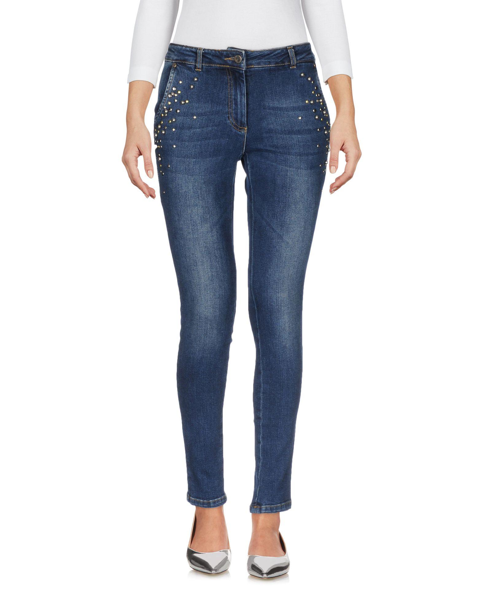 CRISTINA GAVIOLI JEANS Джинсовые брюки брюки cristina gavioli брюки широкие