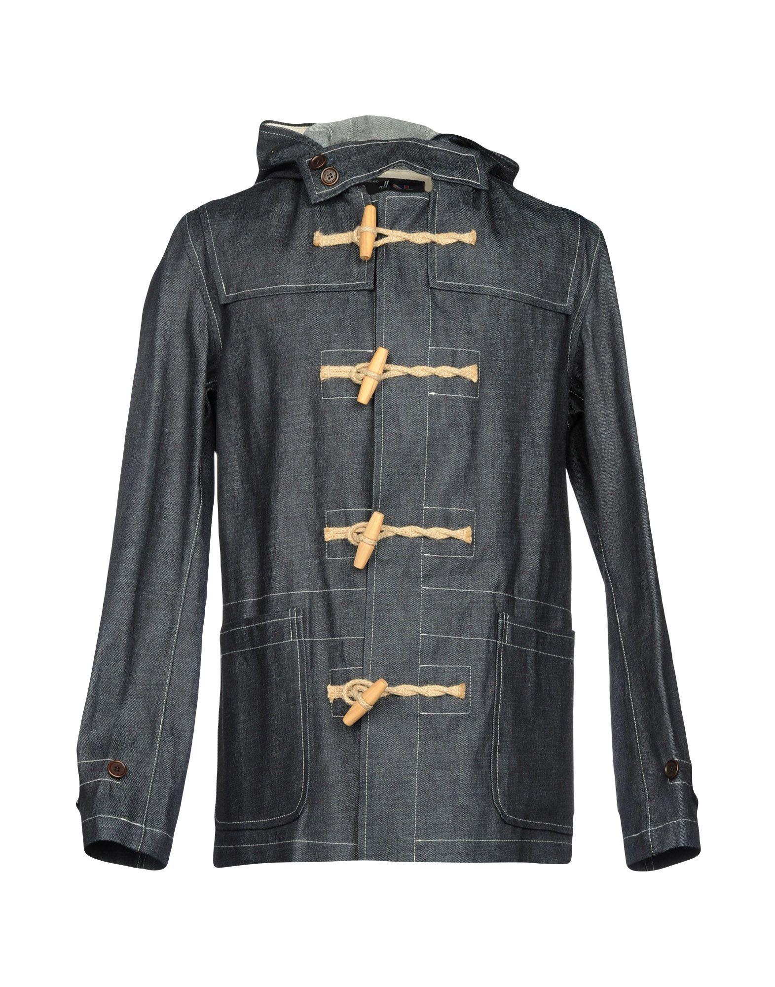 GLOVERALL Джинсовая верхняя одежда