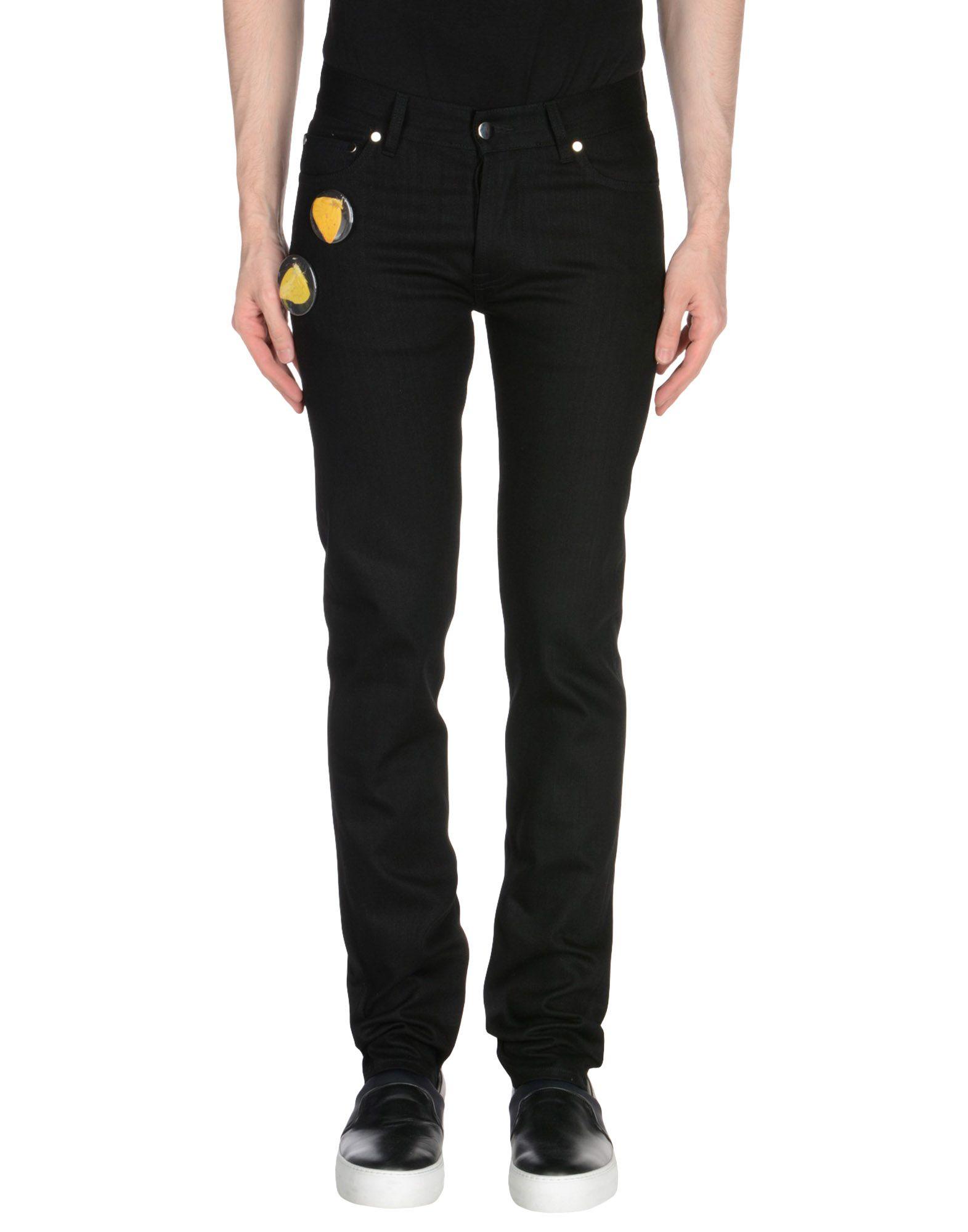 MATTHEW MILLER Джинсовые брюки