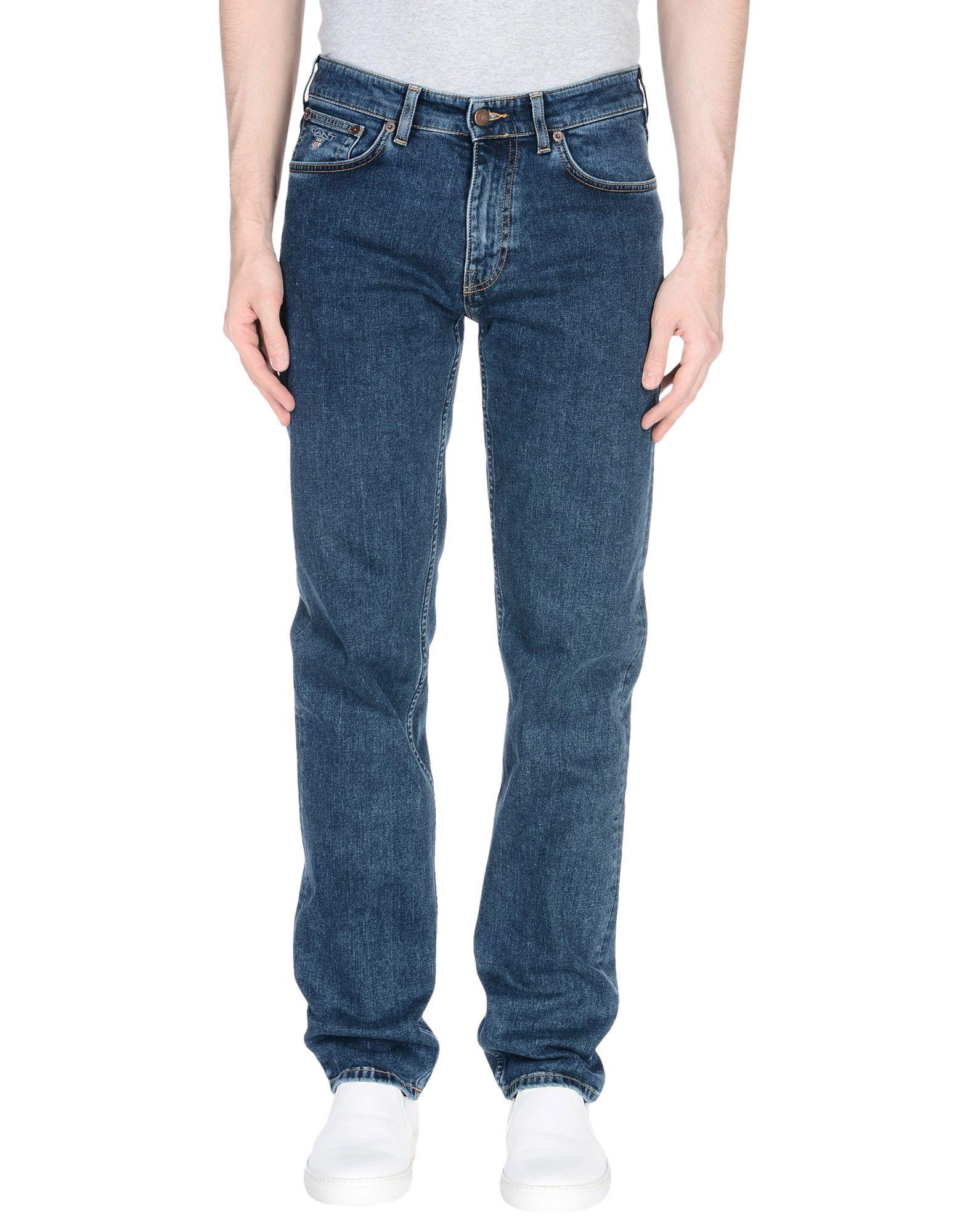 брюки gant 414933 980 GANT Джинсовые брюки