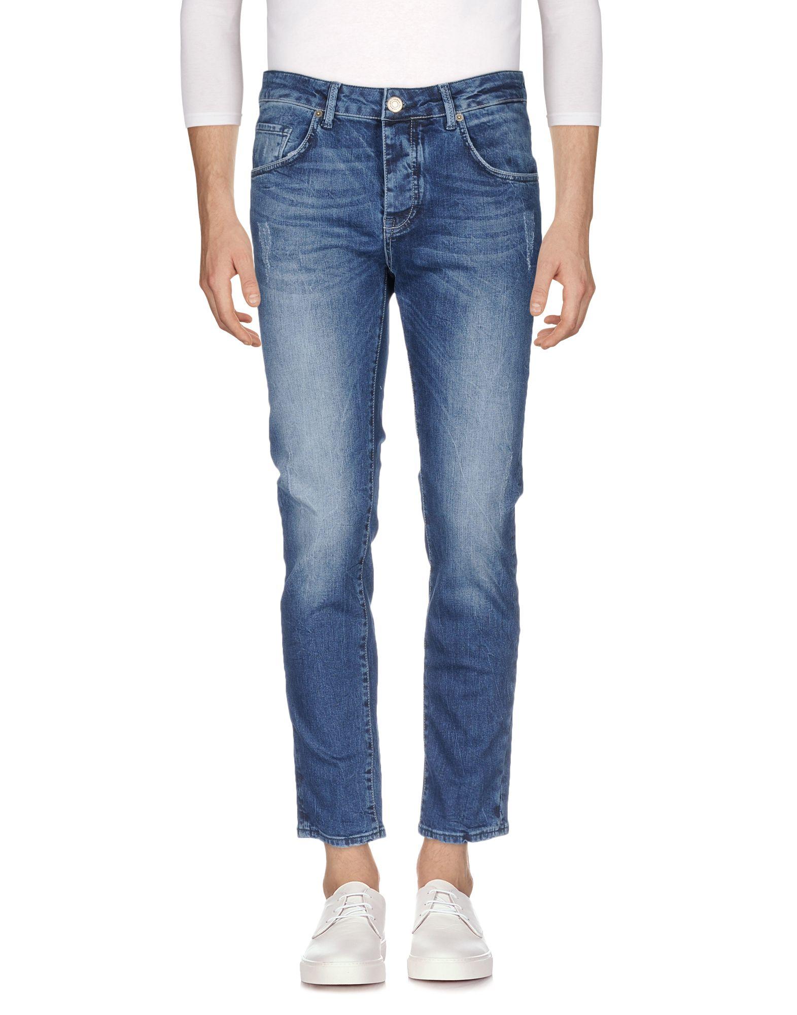 HAMAKI-HO Джинсовые брюки