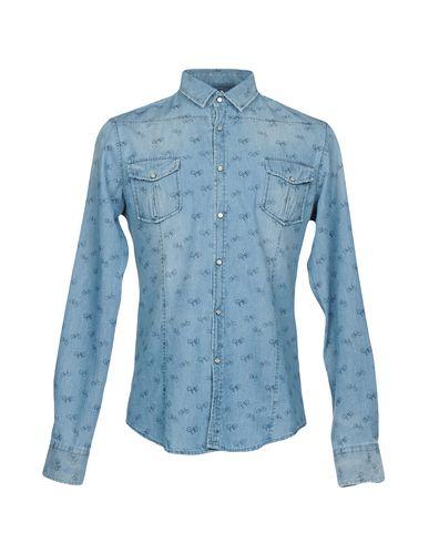 Джинсовая рубашка от KOON