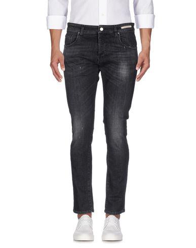 Купить Джинсовые брюки от DON THE FULLER черного цвета