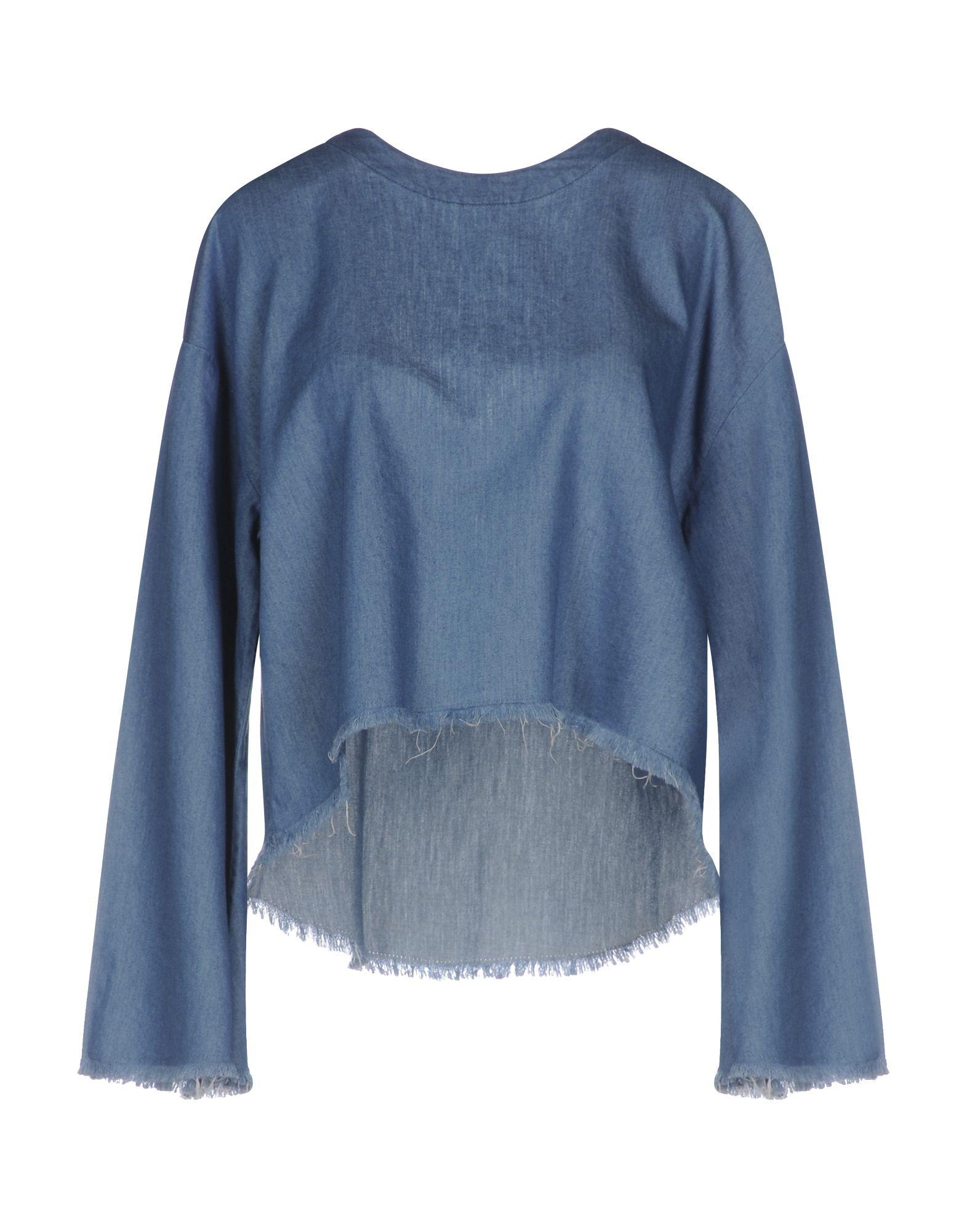 KENDALL + KYLIE Джинсовая рубашка босоножки kylie kylie ky002awbldb7