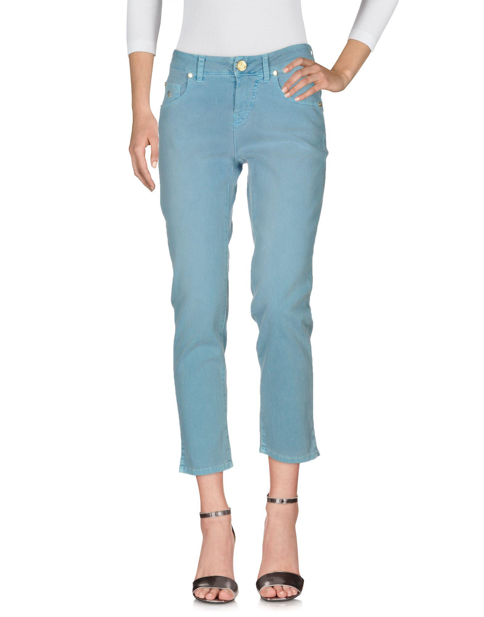 MARANI JEANS Джинсовые брюки цена 2017