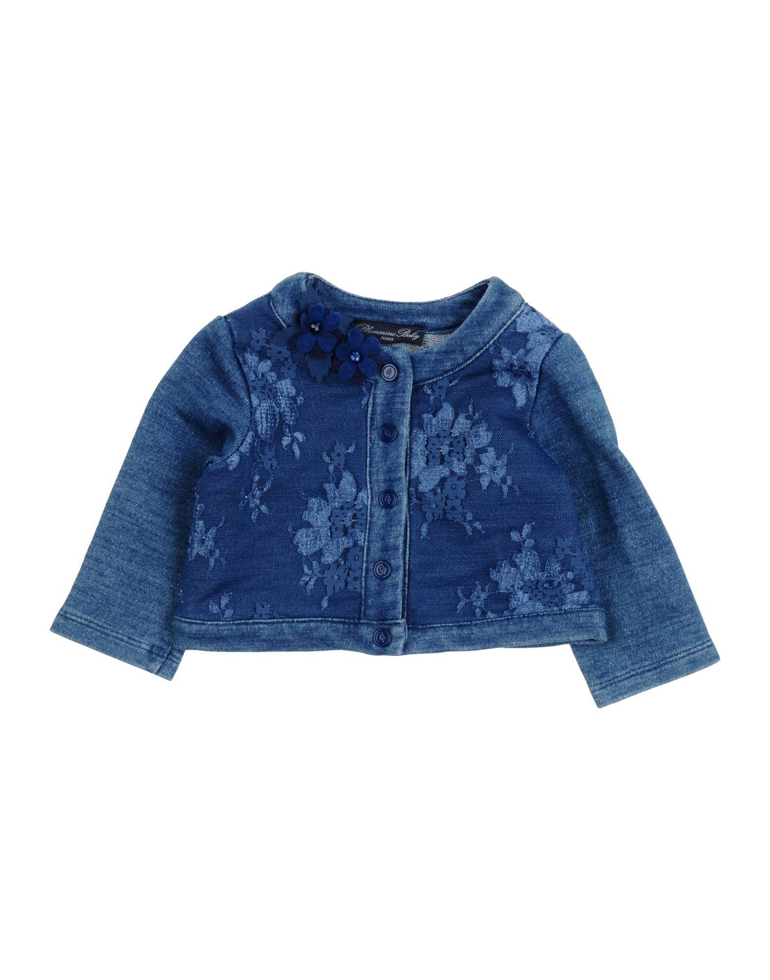 цены MISS BLUMARINE Джинсовая верхняя одежда