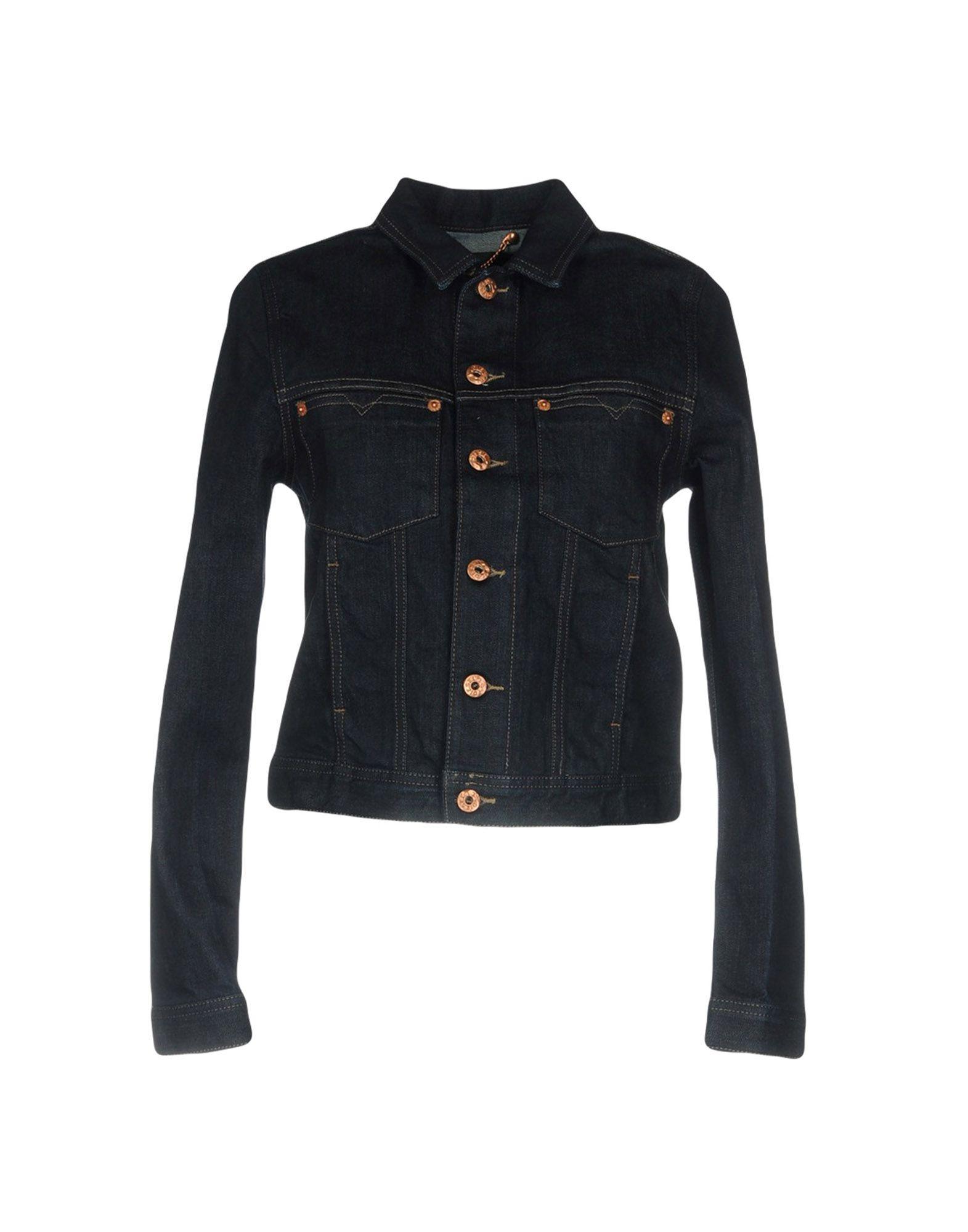 DIESEL Джинсовая верхняя одежда colmar джинсовая верхняя одежда