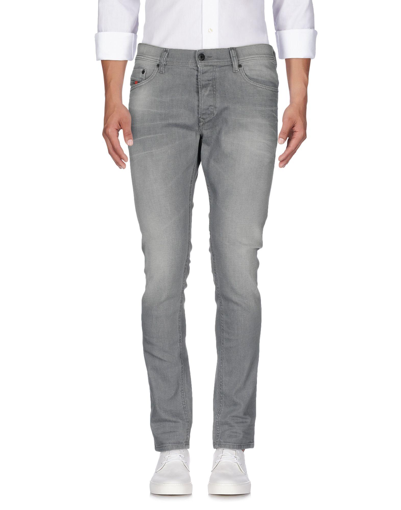 DIESEL Джинсовые брюки stylish cowl neck long sleeves color match batwing irregular design cotton blend sweater for women