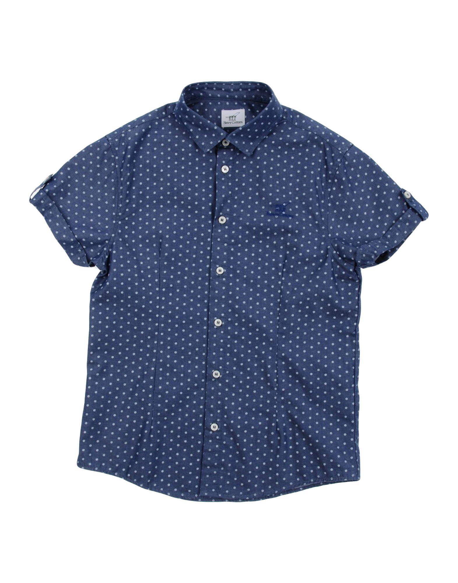 HENRY COTTONS Denim outerwear