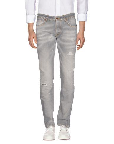 Купить Джинсовые брюки от REIGN серого цвета
