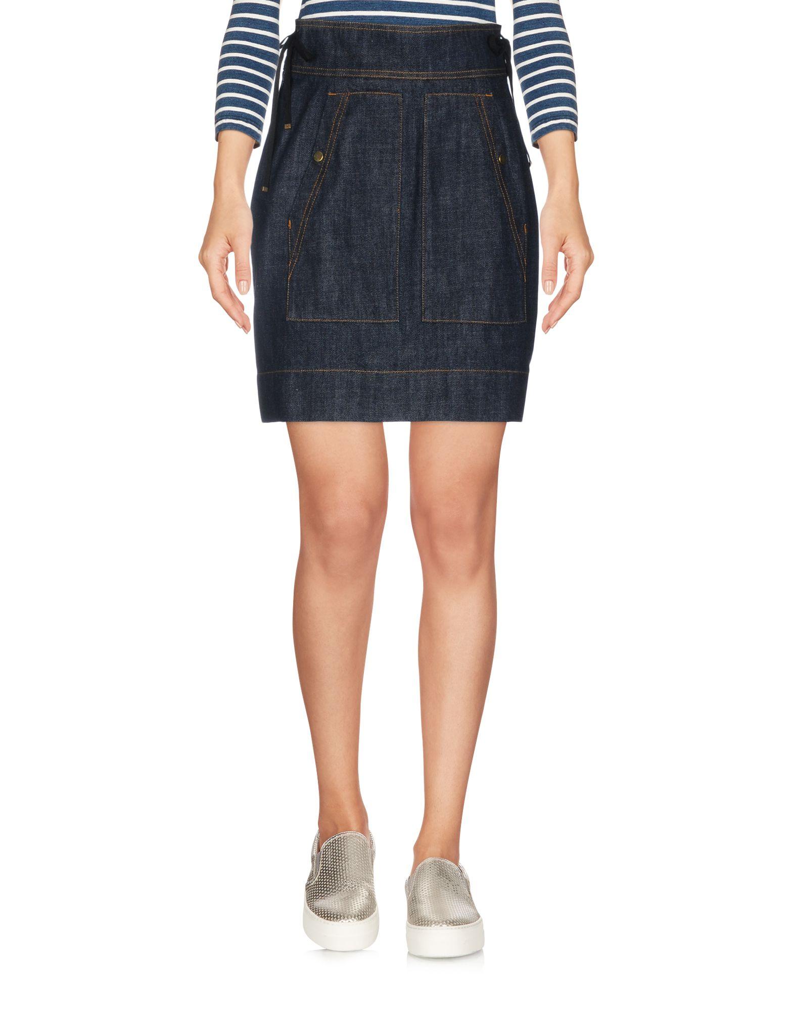 KENZO Джинсовая юбка kenzo джинсовая юбка