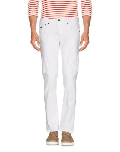 Джинсовые брюки от MACCHIA J