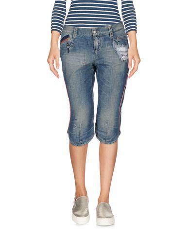 C'N'C' COSTUME NATIONAL Pantacourt en jean femme