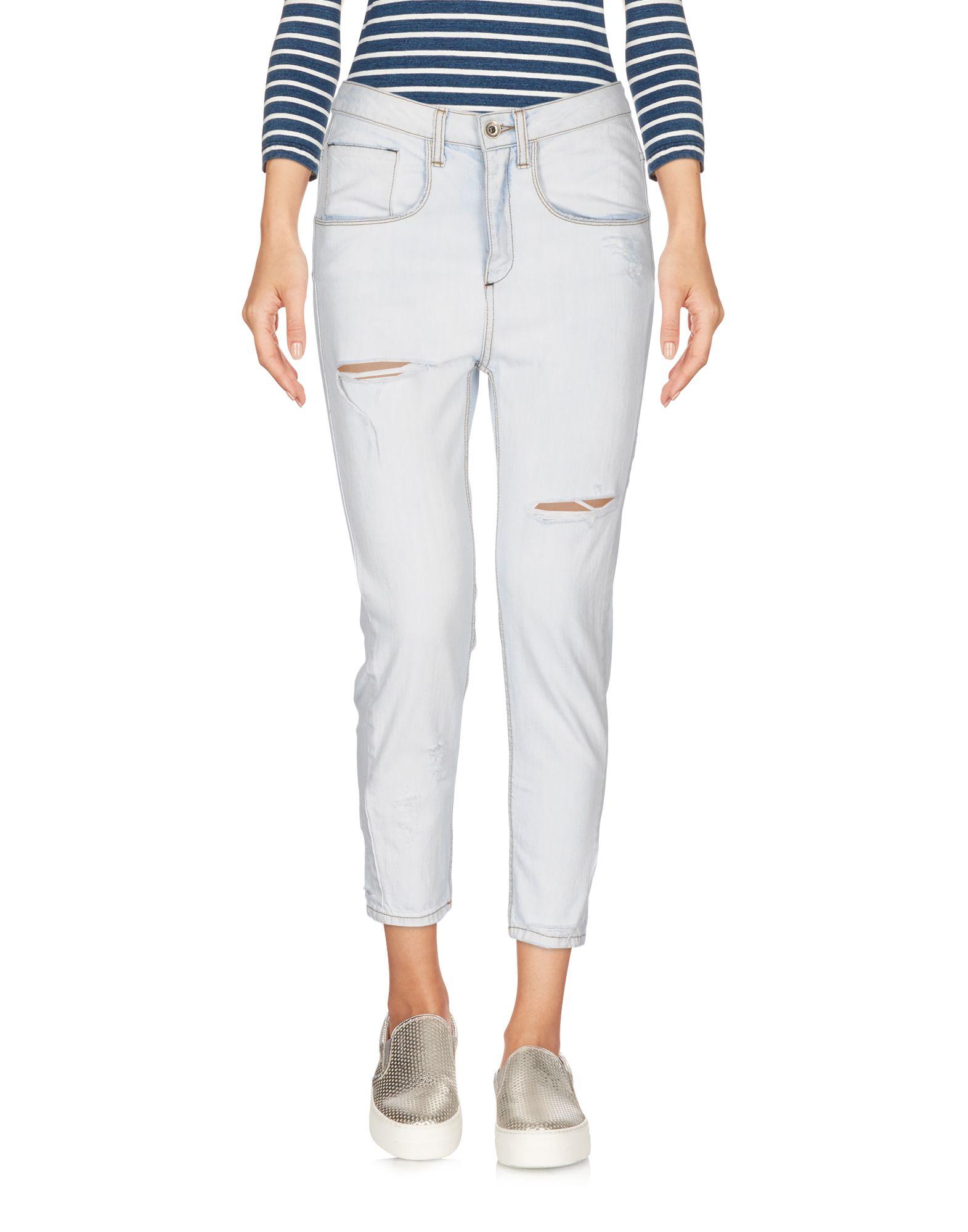 RAME Джинсовые брюки-капри