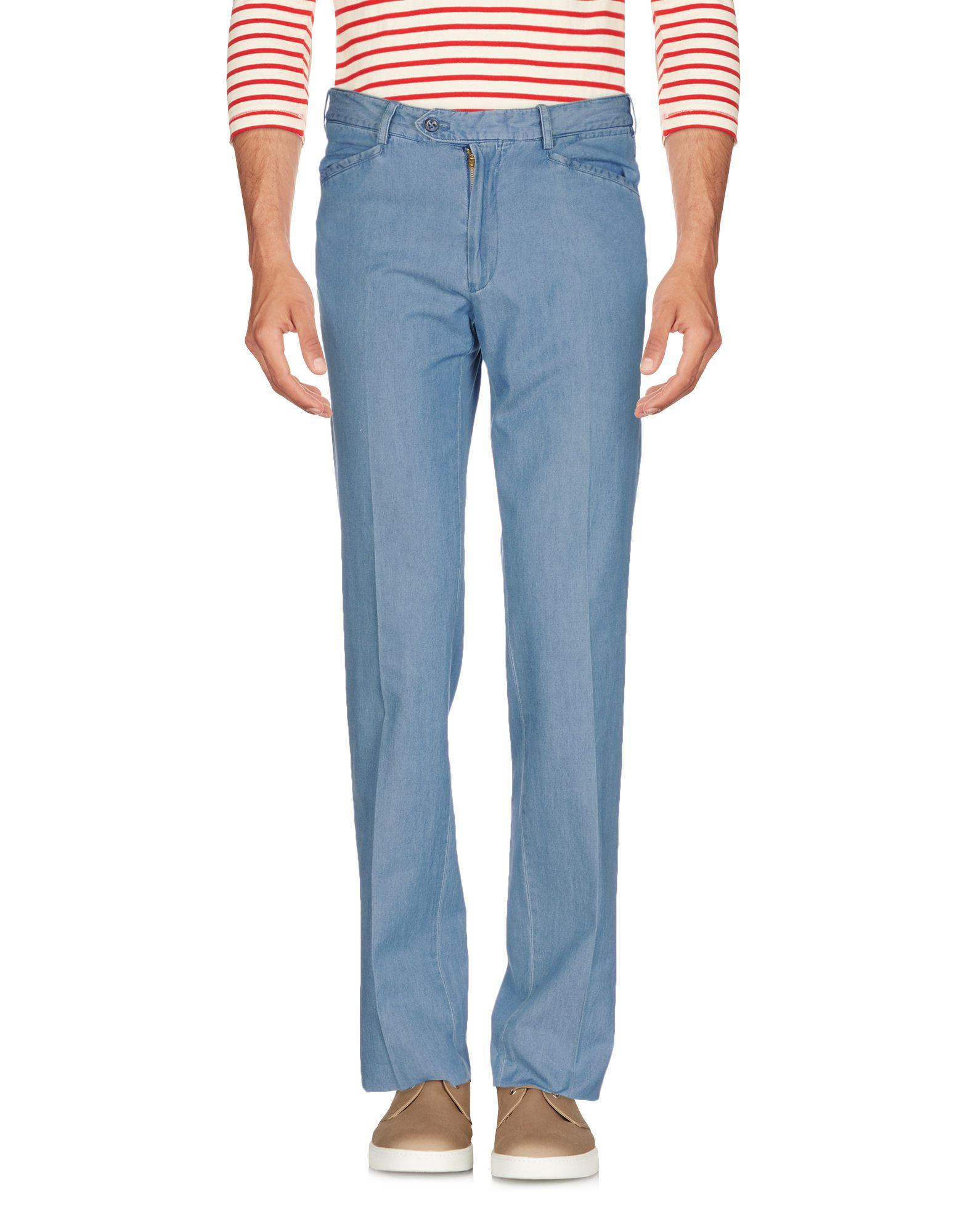 SANTANIELLO Napoli Джинсовые брюки женские брюки лэйт светлый размер 56