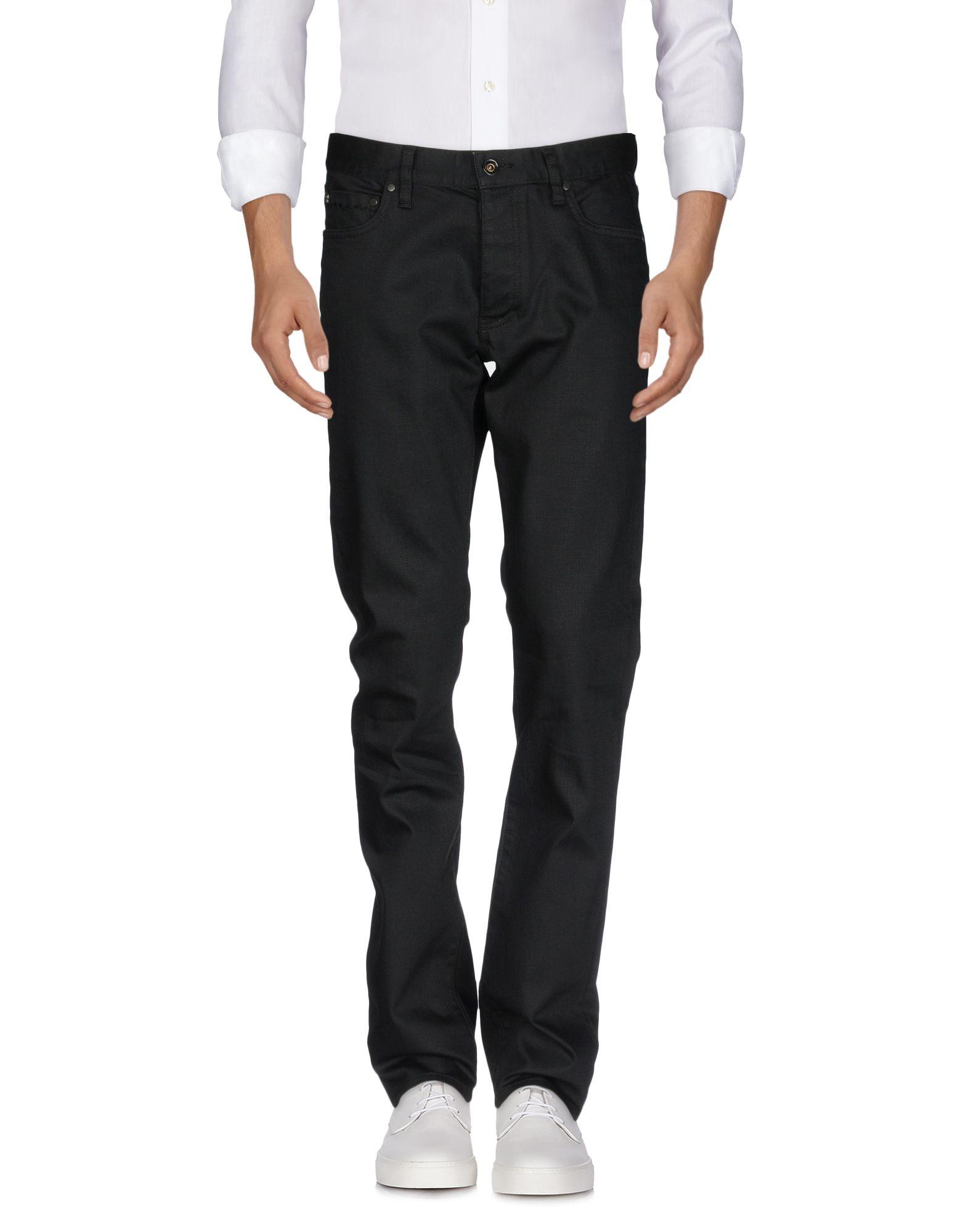 JOHN VARVATOS Джинсовые брюки цена 2017