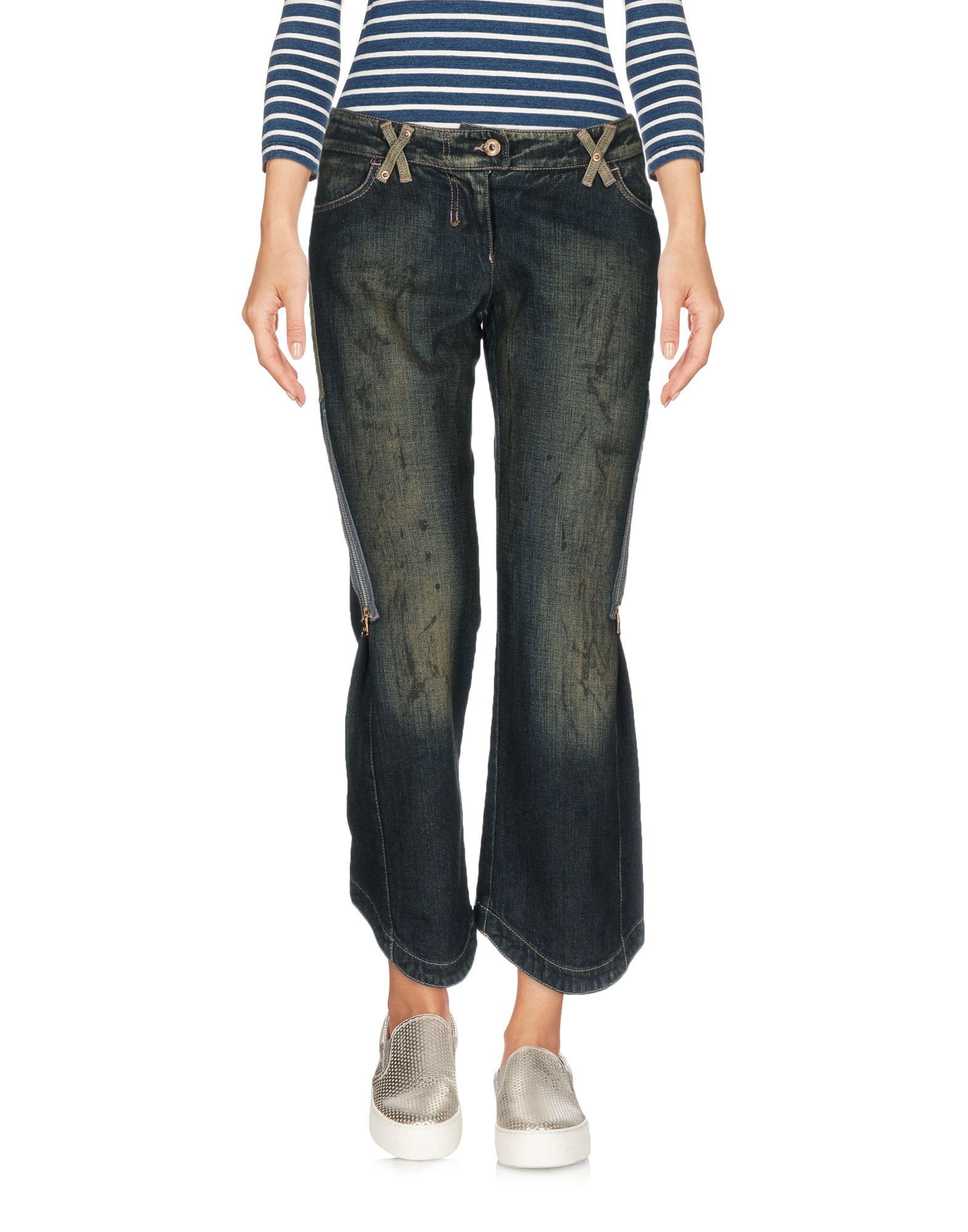 ARMANI JEANS Джинсовые брюки-капри капри armani jeans капри