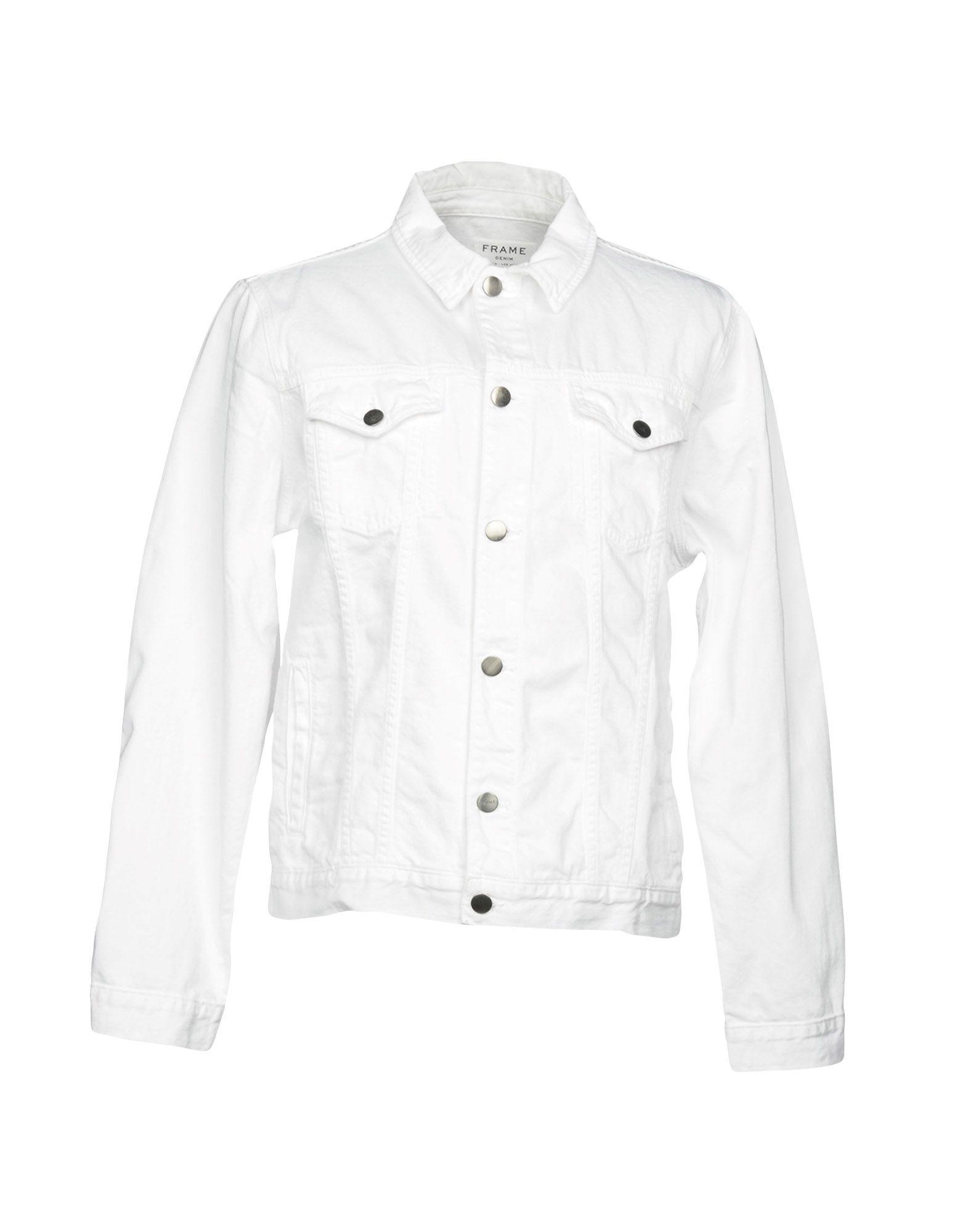 frame джинсовая верхняя одежда FRAME Джинсовая верхняя одежда