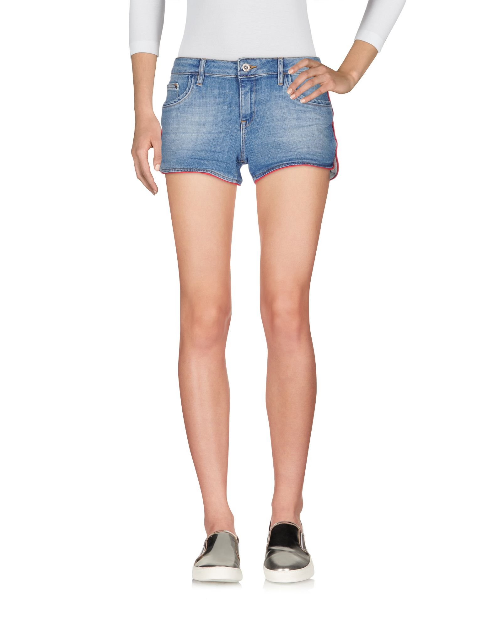 TOMMY HILFIGER DENIM Джинсовые шорты шорты джинсовые tommy hilfiger denim tommy hilfiger denim to013ewprh01