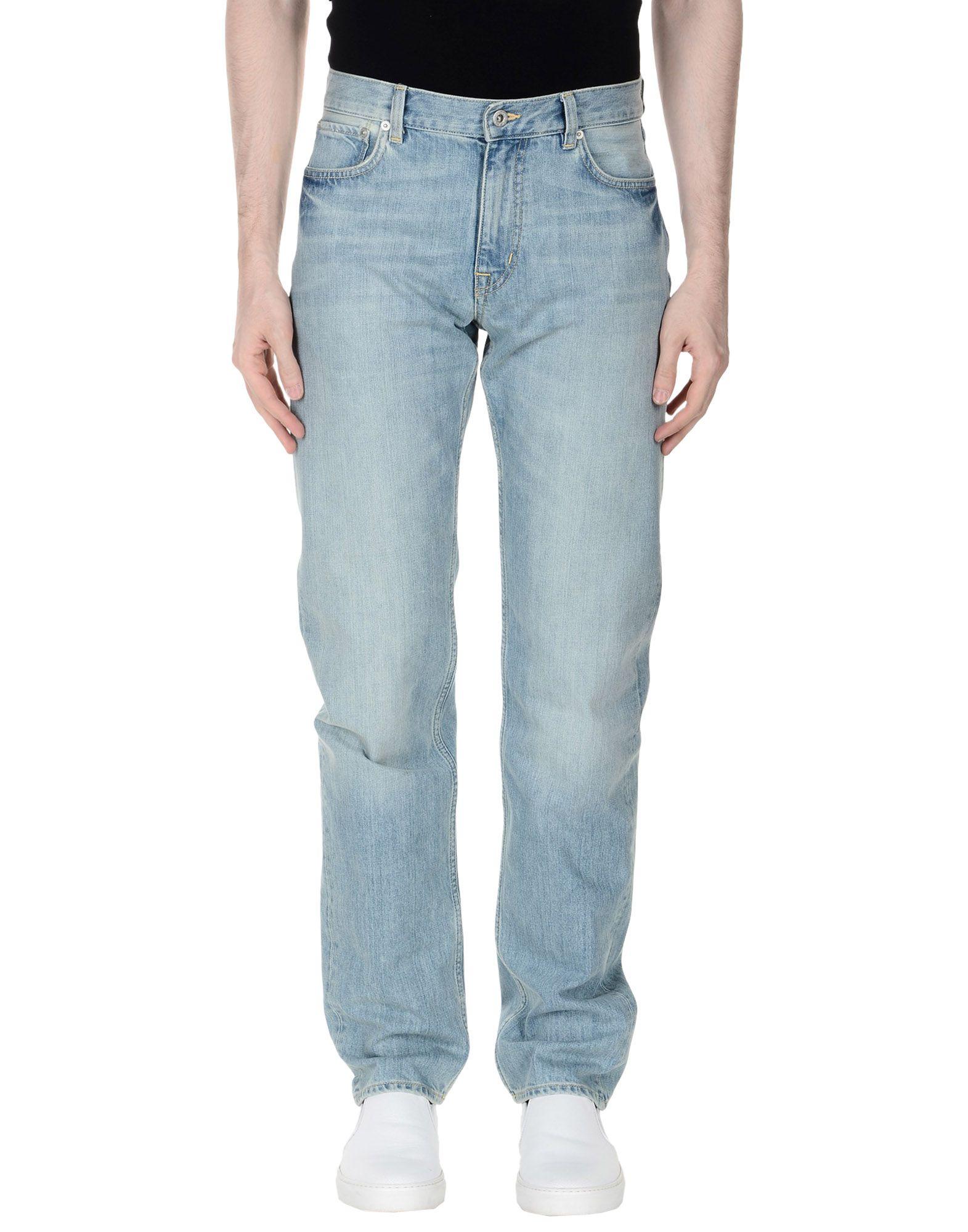 GANT RUGGER Джинсовые брюки gant rugger hopsack smarty navy
