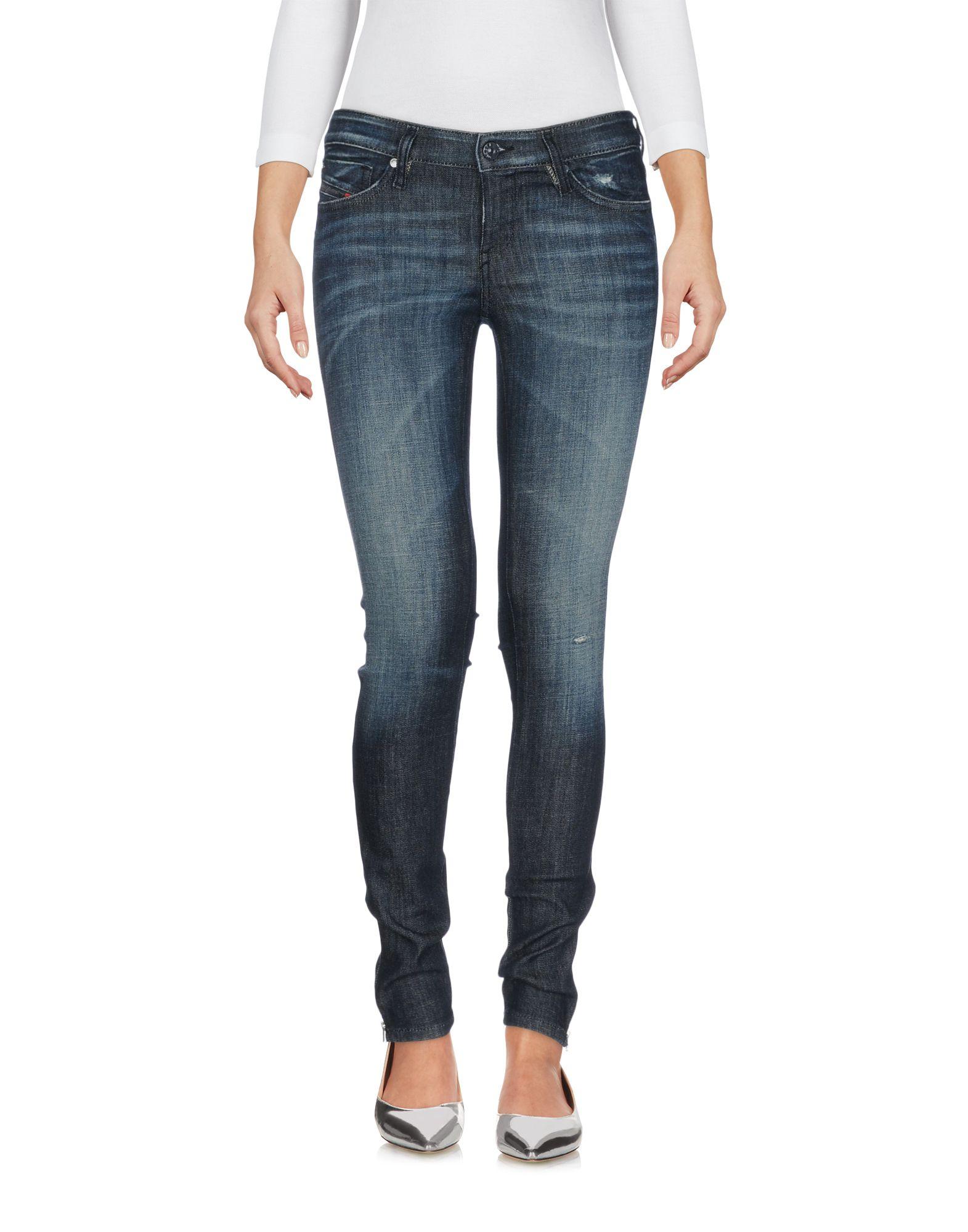DIESEL Джинсовые брюки джинсы skinzee low zip diesel джинсы стрейч