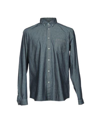 Джинсовая рубашка от FOLK