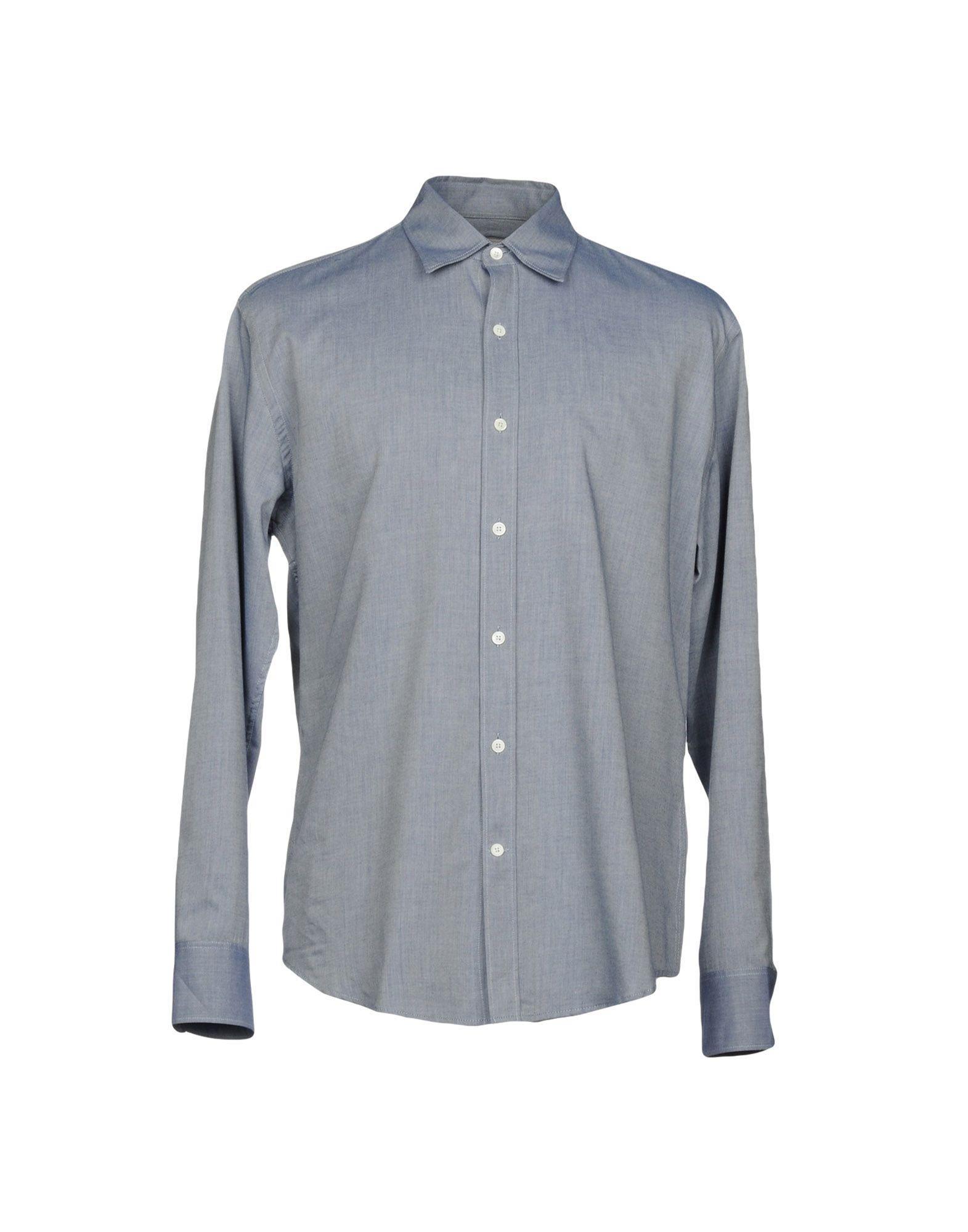HARDY AMIES Джинсовая рубашка pierre hardy платок