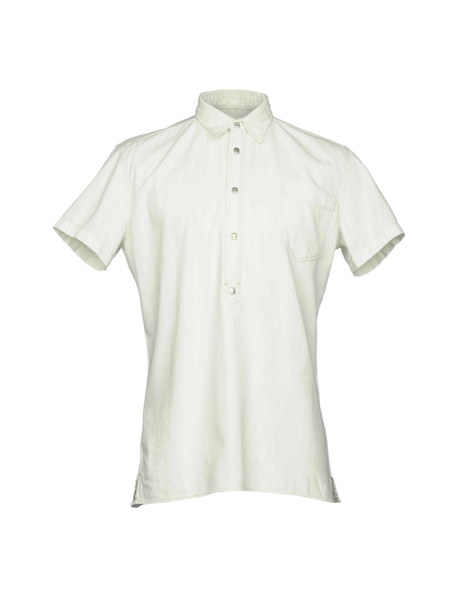 HYDROGEN Джинсовая рубашка рубашка джинсовая 3 12 лет