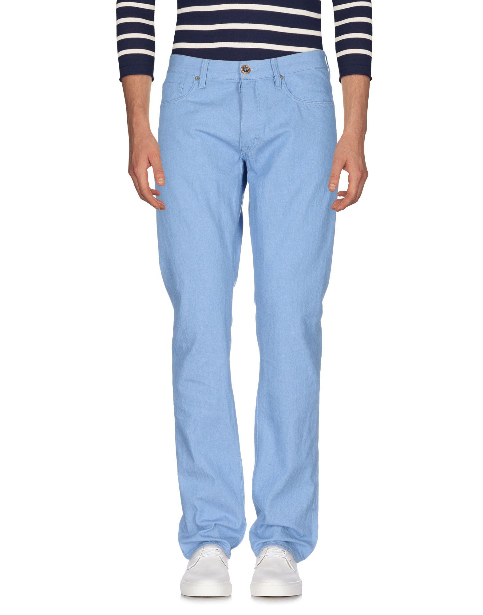 INCOTEX Джинсовые брюки женские брюки лэйт светлый размер 56