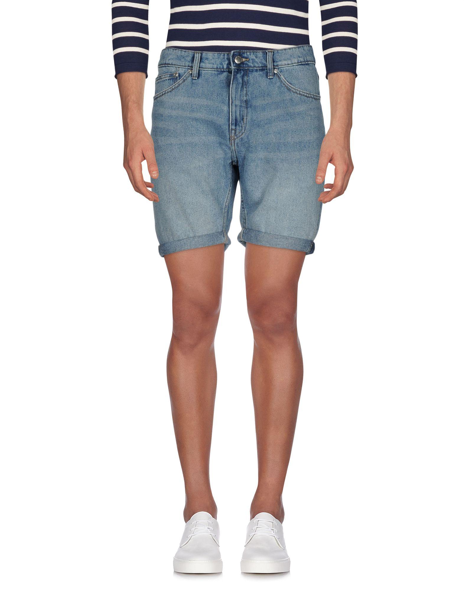 CHEAP MONDAY Джинсовые шорты шорты джинсовые lonsdale lonsdale lo789emcdg82
