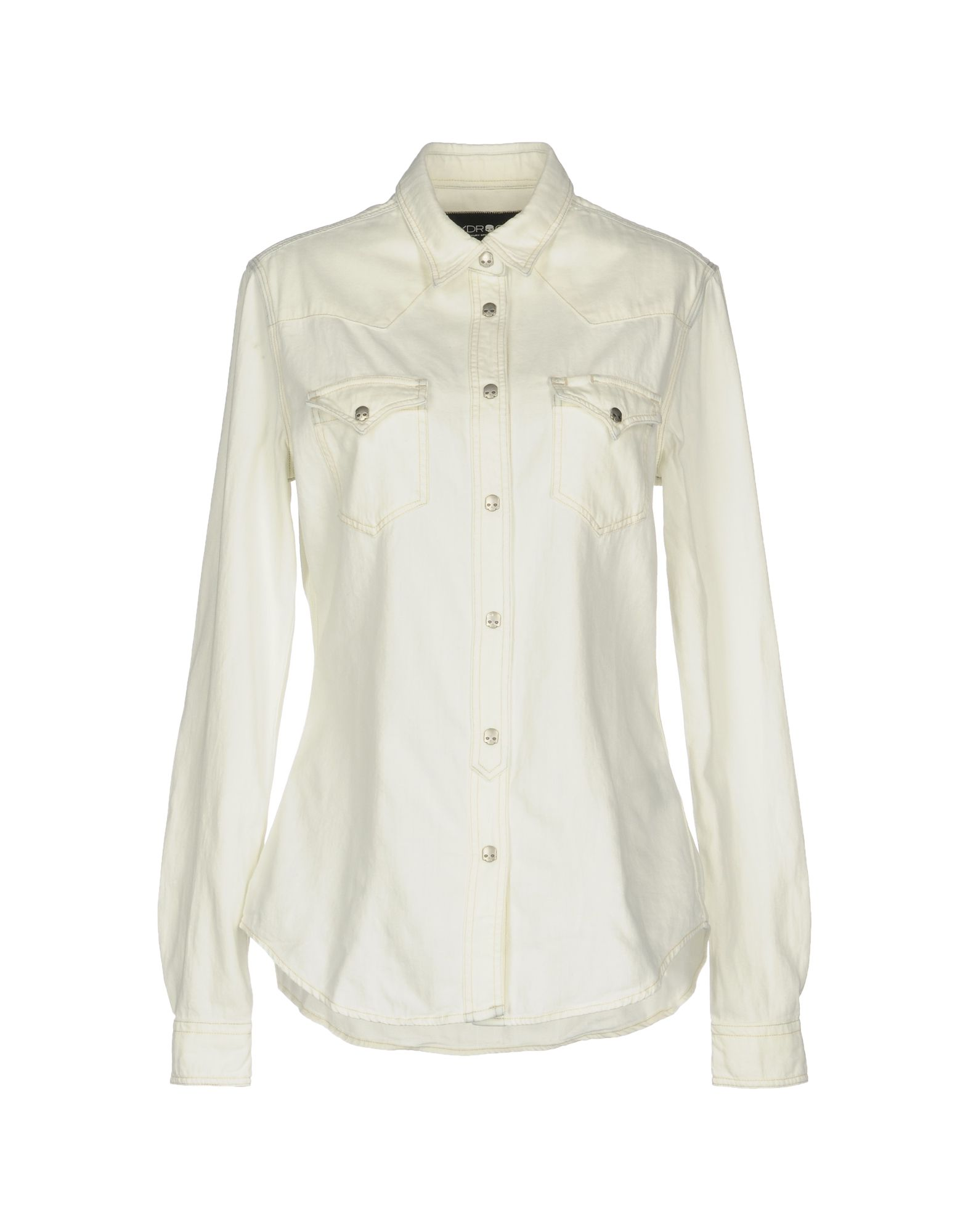 HYDROGEN Джинсовая рубашка