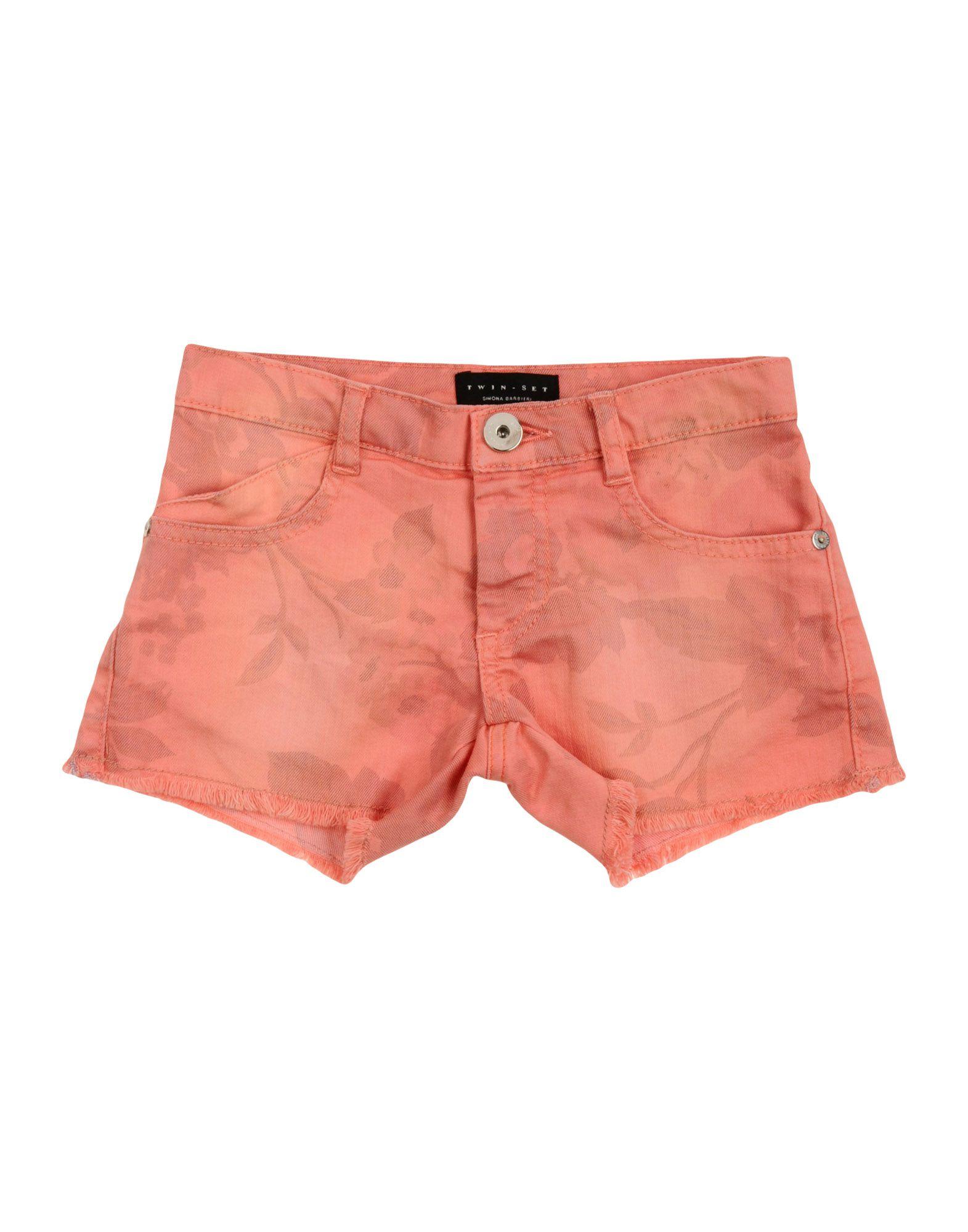 TWINSET | TWINSET Denim shorts 42654430 | Goxip