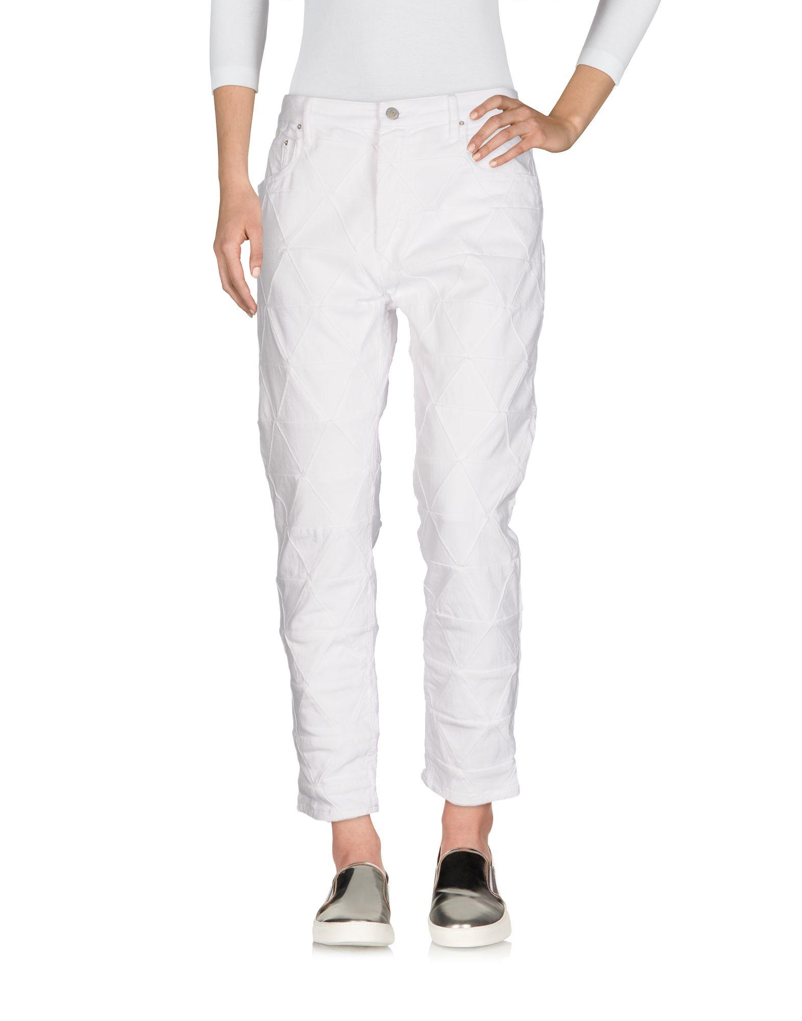 ISABEL MARANT Джинсовые брюки-капри