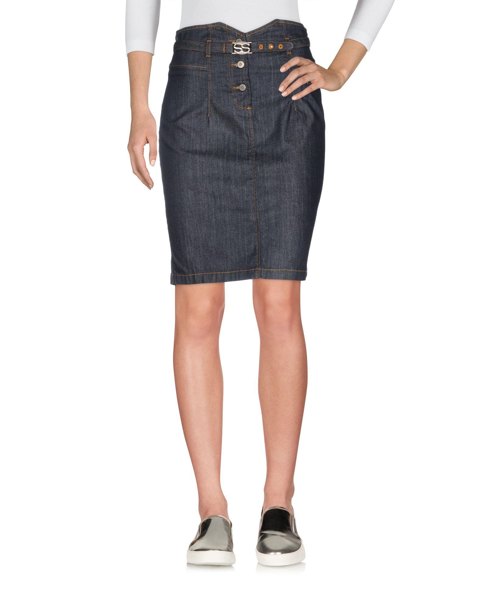 SCERVINO STREET Джинсовая юбка