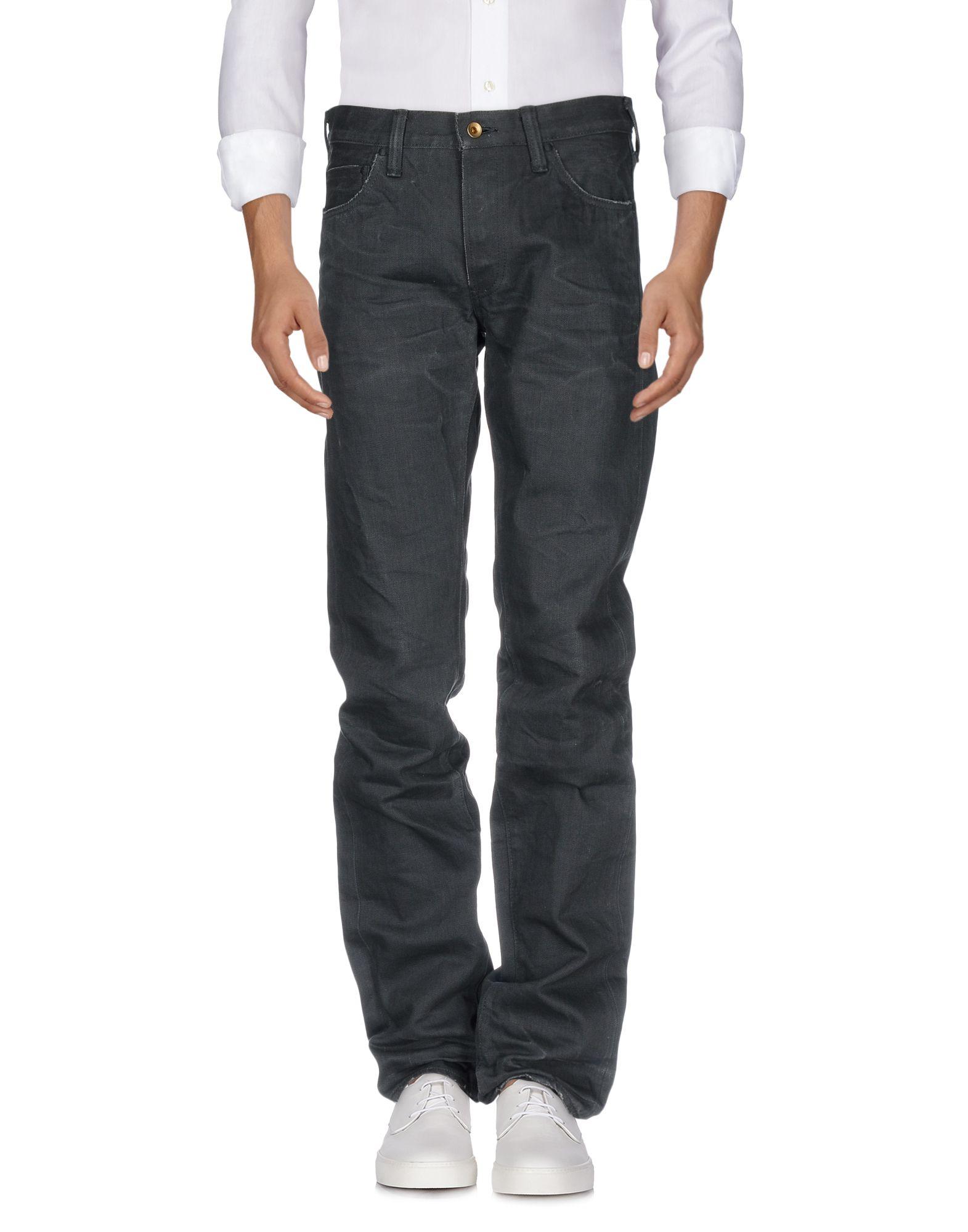 PRPS NOIR Джинсовые брюки футболка supremebeing pantera noir ss14 black 8901 xl